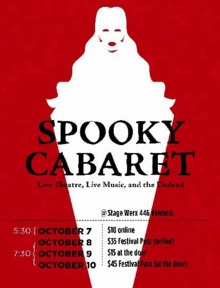SPOOKY CABARET, Wily West
