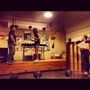 IT'S ALL IN THE MIX by Barbara Jwanouskous, All Terrain Theater